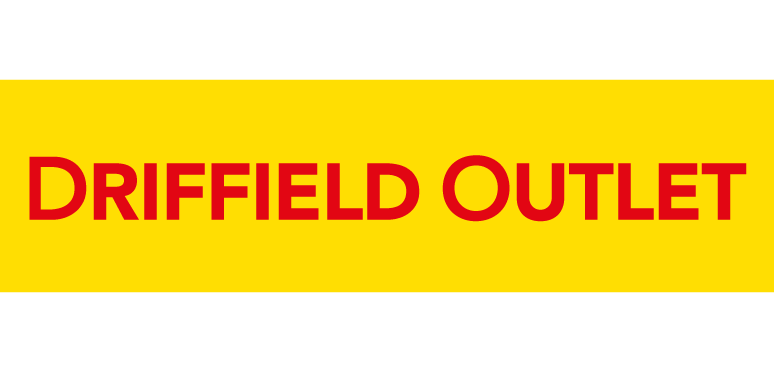 Driffield Outlet New Logo